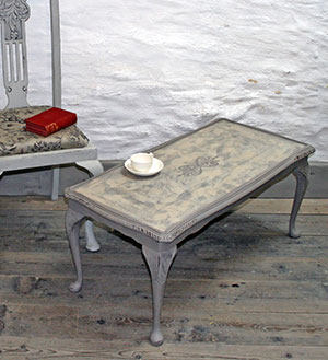 Pedran hand painted shabby chic  Coffee Table