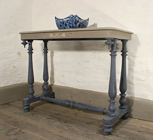 Pedran hand painted Console Table
