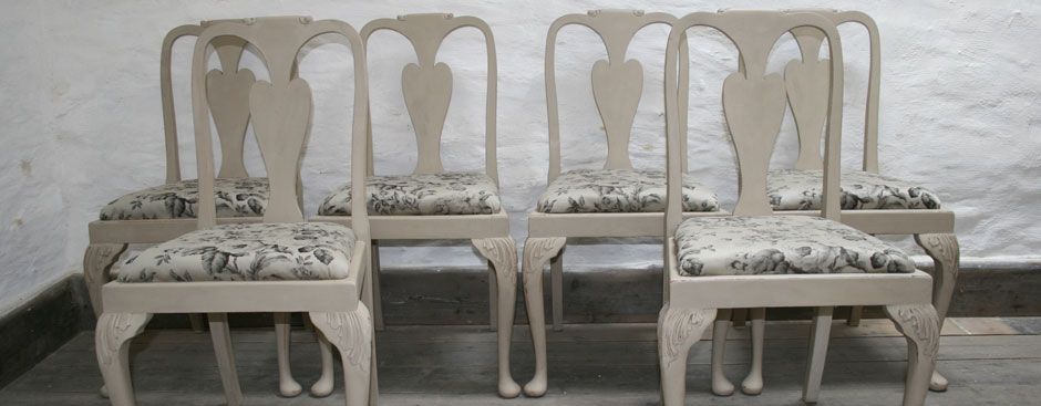 Pedran Vintage Country Home Hand Painted Shabby Chic Furniture